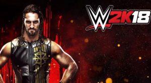 Seth Rollins: la cara del futuro en WWE 2K18