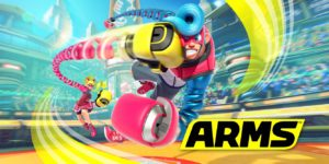 ARMS no logra llenar expectativas en su estreno en Reino Unido