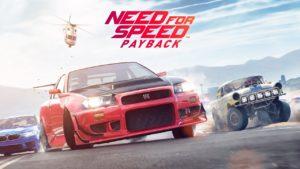 EA lanza el primer trailer de Need for Speed Payback