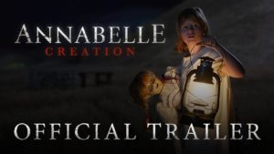 Nuevo Trailer de Annabelle: Creation