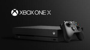 Microsoft anunció el Xbox One X, conoce todos los detalles.