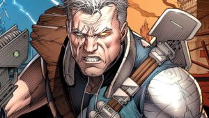 Se revelan las primeras imágenes de Cable para Deadpool 2