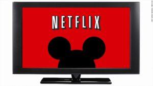 Disney le puede decir adiós a Netflix