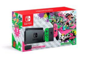 Llega Splatoon Bundle a Nintendo Switch