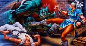Presentan el cartucho de Street Fighter II como parte de su 30 aniversario