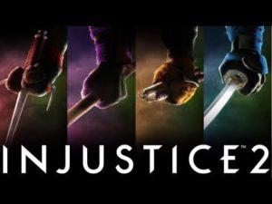 Teenage Mutant Ninja Turtles llegan a Injustice 2