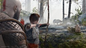 Sony presenta nuevo Gameplay de God of War (PS4)