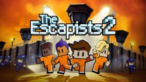 Trailer de lanzamiento de The Escapists 2 – Dungeons & Duct Tape