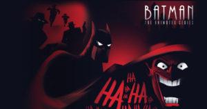 Warner Bros Entertainment lanzara una edición Deluxe de Batman The Animated Series