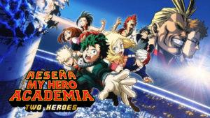 [Reseña] My Hero Academia Two Heroes