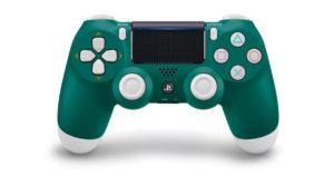 """Sony anuncia nuevo Dualshock 4 """"Alpine Green"""" para el mes de abril"""