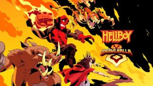 Personajes de la película HELLBOY (2019) se unen al elenco del videojuego Brawlhalla