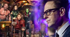 Disney reincorpora al controversial director James Gunn para Guardians of the Galaxy 3