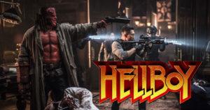 [Opinión] Hellboy ¿Podrá este remake imponerse en la taquilla?