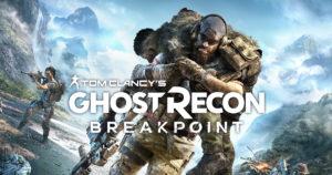¿Qué es Breakpoint? Descúbrelo con el nuevo tráiler de Ghost Recon Breakpoint