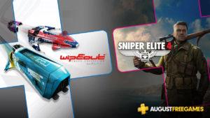 Estos son los juegos gratuitos de PS Plus para Agosto 2019