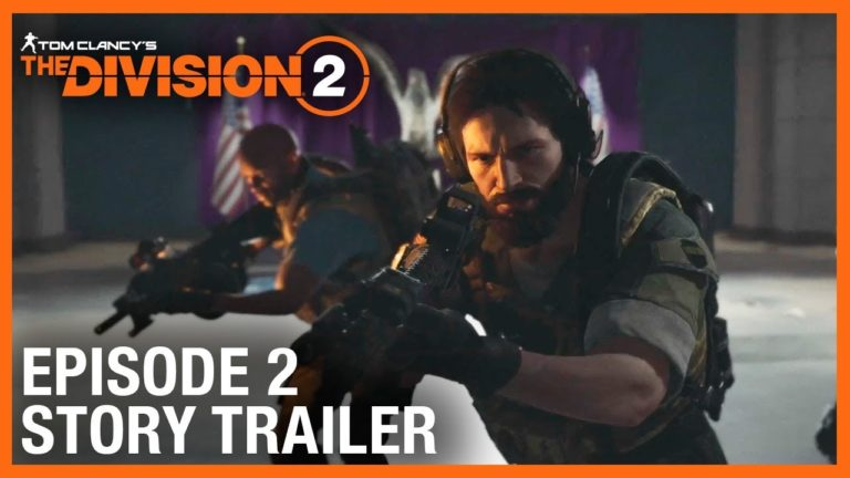 "Tom Clancy's The Division 2: ""Episode 2 – Pentagon: The Last Castle"" se estrenará el 15 de octubre"