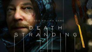 Death Stranding se coloca en la 2da posición de mejores videojuegos vendidos de la semana