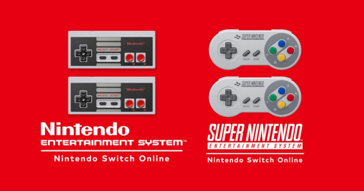 Nintendo anuncia los nuevos titulos de NES y SNES para Nintendo Switch Online en Diciembre 2019