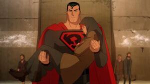 Llega el trailer oficial del filme animado Superman: Red Son de DC Comics