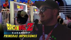 Primeras Impresiones de DRAGON BALL Z: KAKAROT