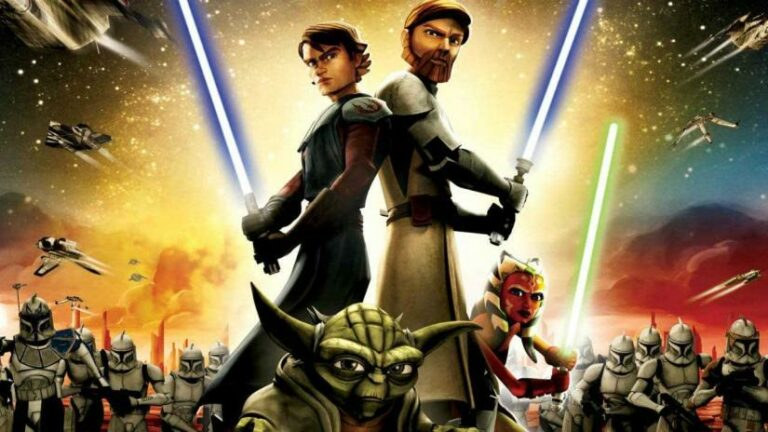 [Series] Trailer oficial de la 7ma temporada de Star Wars: The Clone Wars