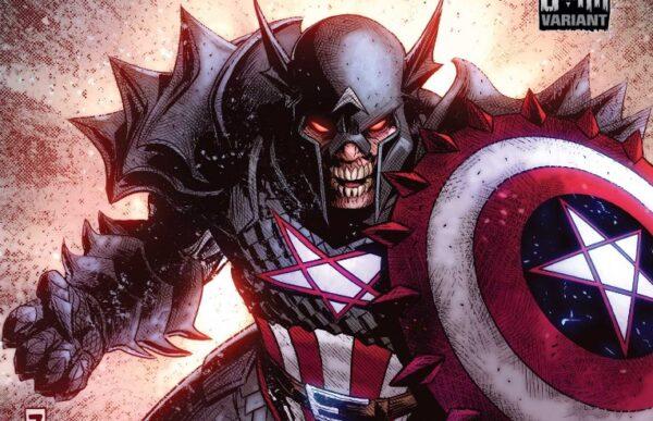"[COMICS] Marvel Comics presenta su nueva serie de variantes ""Dark Variants"""