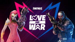 "Epic Games anuncia ""Love and War"" para Fortnite"