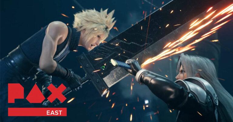 Square Enix anuncia su alineación de juegos y eventos para PAX EAST 2020