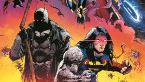 """""""Death Metal"""" el gran evento de DC Comics de este verano"""