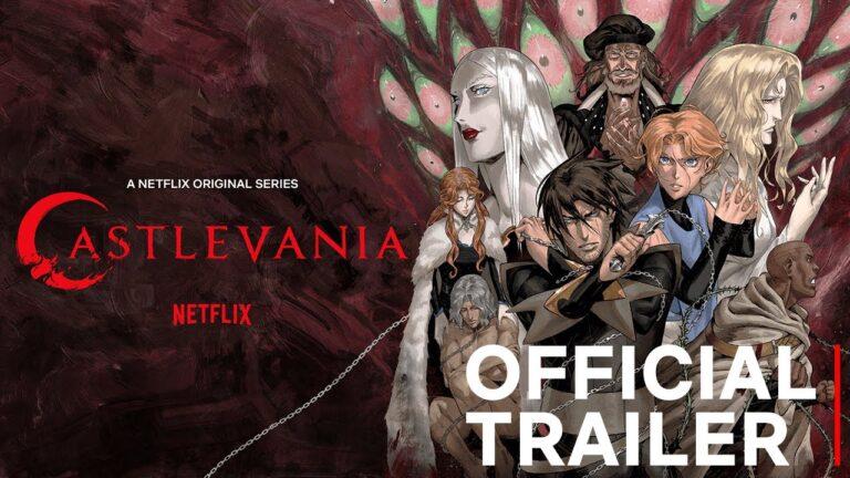 [Series] Trailer oficial de la 3ra temporada de Castlevania