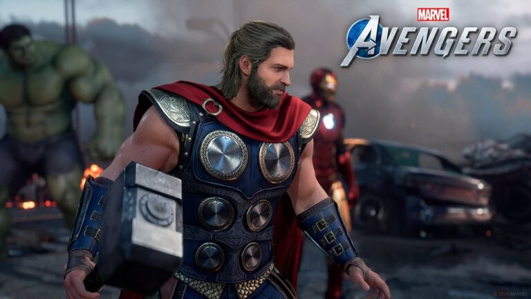 Crystal Dynamics presenta una imagen de la edición para coleccionistas de Marvel's Avengers