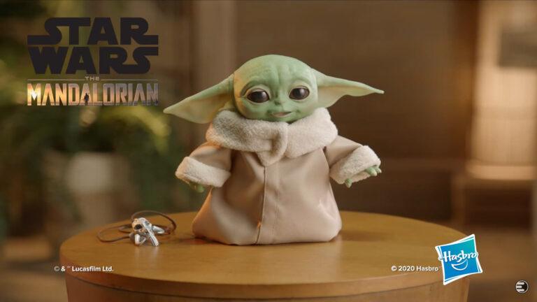 """Disney y Hasbro anuncian oficialmente a """"Baby Yoda"""", el regalo perfecto para estas navidades"""