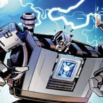 Transformer se une a Back to the Future para Celebrar sus 35 Años
