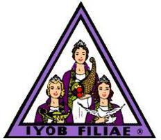 Job's Daughters Logo