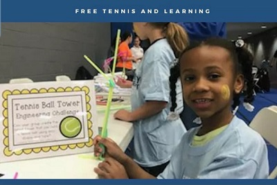 Tennis & STEM at the Complex