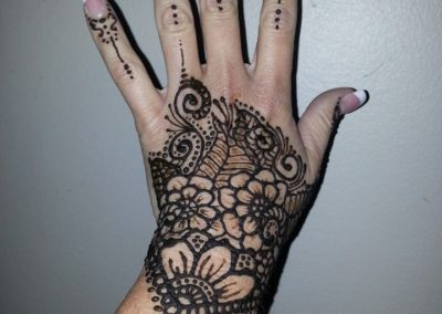 Henna - Bling it on Parties