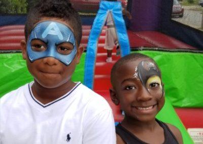 Face Painting - Bling it on Parties Atlanta, GA (13)
