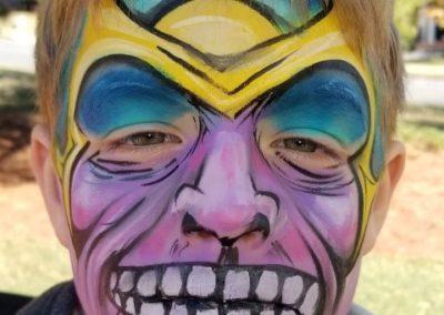 Face Painting - Bling it on Parties, Atlanta, GA