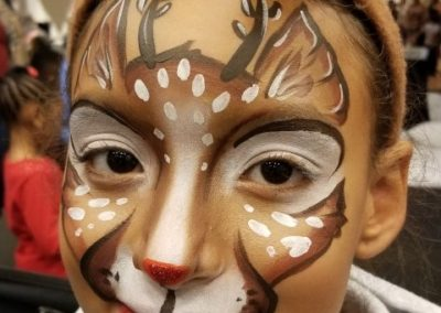 Holiday Face Painting - Kids Entertainment - Bling it on Parties