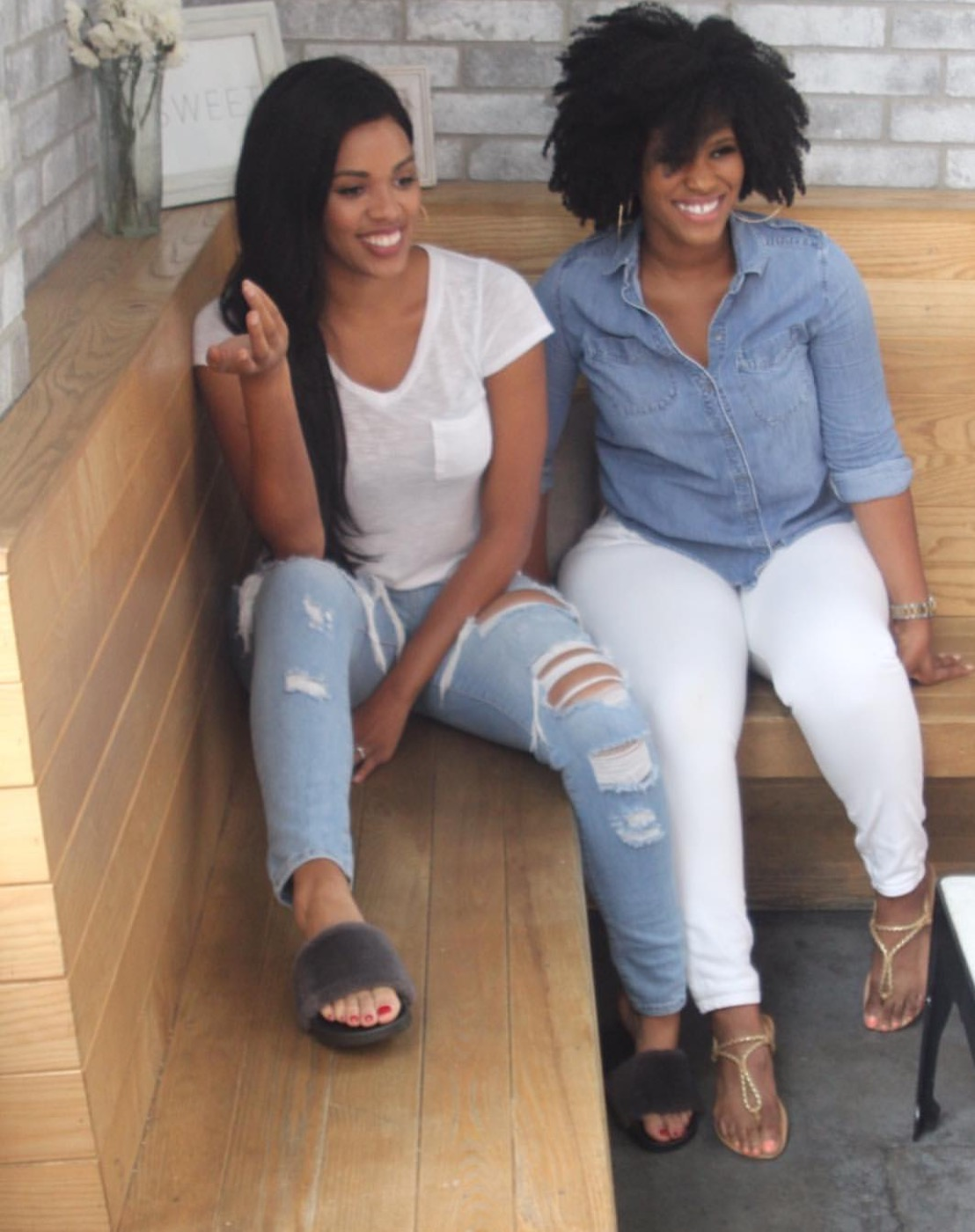 26. Krystal & Christina Check-In: Turning Points