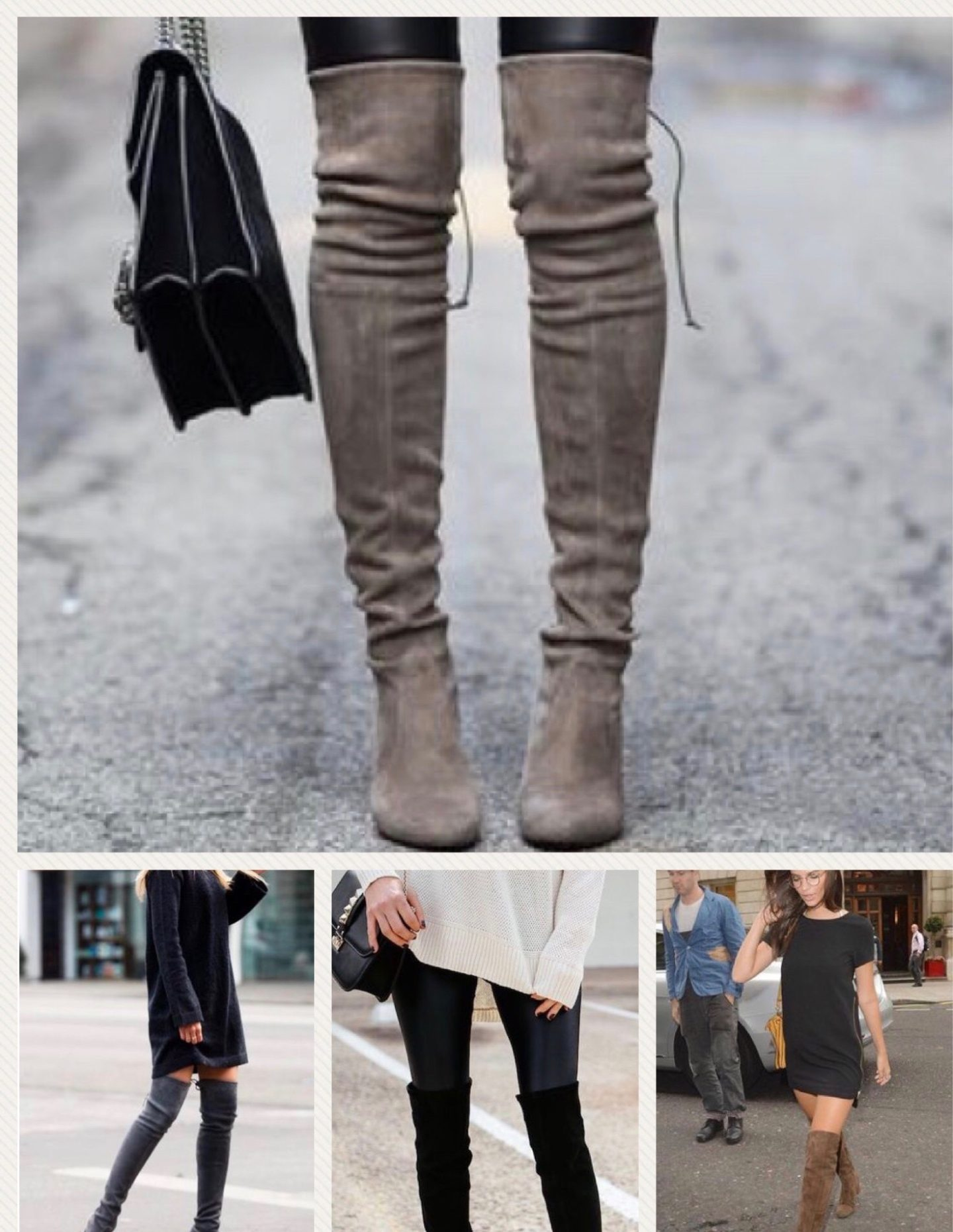 These Boots Are Made For Walking