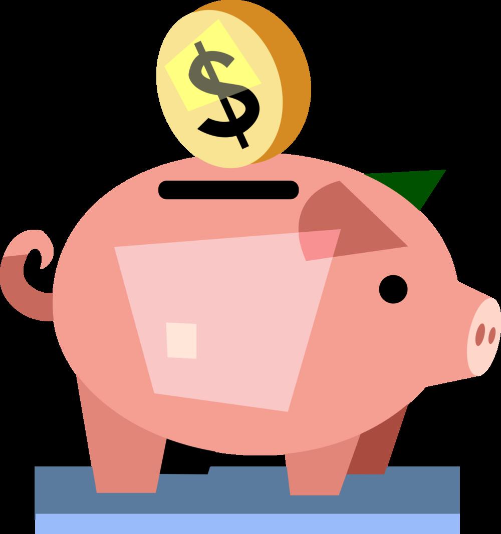 piggy bank, how to eliminate debt