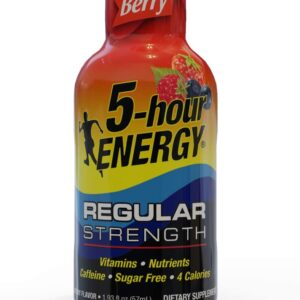 5-Hour Energy Shot Berry