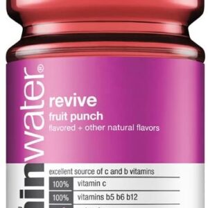 Vitamin Water Revive Enhanced Water