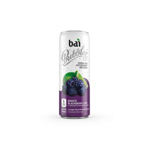 bai bubblies bogota blackberry lime