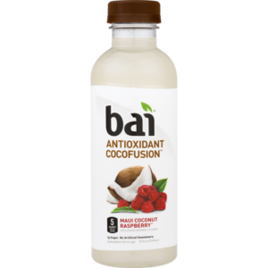 Bai Maui Coconut Raspberry 18oz