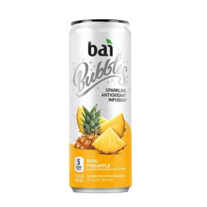 bai bubblies pineapple