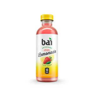 Bai Sao Paulo Strawberry Lemonade 18oz