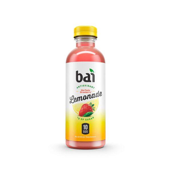 Bai Sao Paulo Strawberry Lemonade 18oz